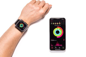 Apple Watch を全力でアピールします。